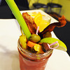 A bacon bloody mary from Club 1201 in Joplin.<br /> Globe | T. Rob Brown