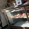Globe/Roger Nomer<br /> Kaley Moser shops for donuts on Thursday at Dude's Daylight Donuts.