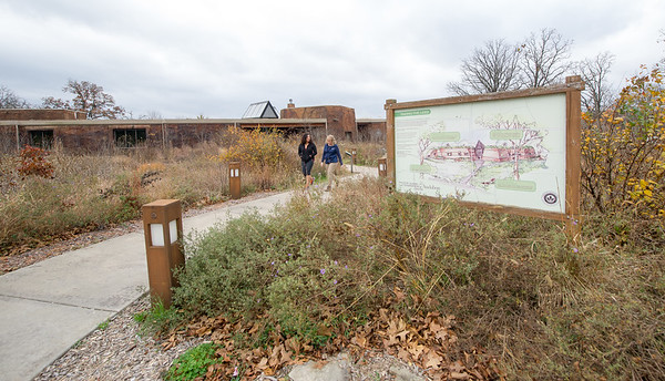 The Wildcat Glades Conservation and Audubon Center near Shoal Creek.<br /> Globe | Laurie Sisk