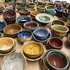 Globe/Roger Nomer<br /> The annual Empty Bowls fundraiser will happen at Phoenix Fired Art this week.