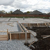 The Schuber Mitchell house for St. Jude Hospital is being built in Anderson Estates.<br /> Globe | Roger Nomer