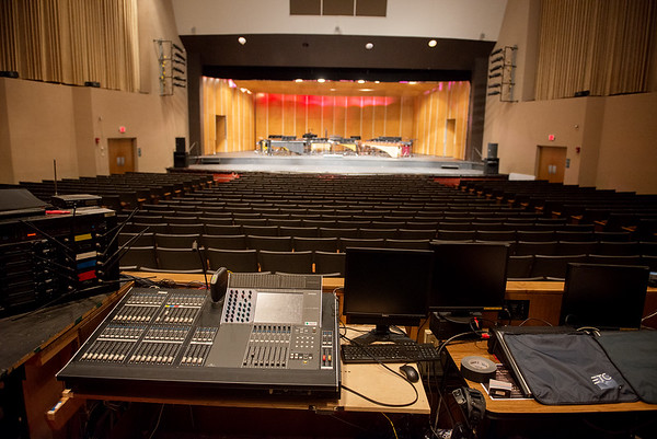 Missouri Southern is requesting funds for improvements to Taylor Auditorium, including money to update the sound equipment.<br /> Globe   Roger Nomer