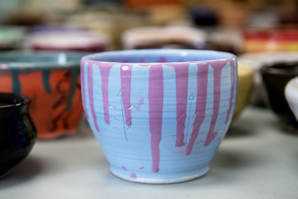 The Empty Bowl fundraiser for Wesley House starts this week in Pittsburg.<br /> Globe | Roger Nomer