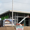 Globe/Roger Nomer<br /> The new Joplin Public Library was a stop on Friday's economic development tour.