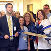 Photo courtesy of Mercy<br />  <br /> Mercy Clinic Pain Management in Carthage celebrated the addition of two doctors to the clinic with a ribbon cutting Thursday (Sept. 28) inside Mercy Hospital Carthage. Patients with chronic pain now have access to three doctors and expanded treatment options.