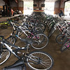 Globe/Roger Nomer<br /> Bikes are up for auction in the upcoming Joplin city auction.