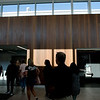 Globe/Roger Nomer<br /> Visitors tour the Kansas City University of Medicine and Biosciences Joplin campus on Friday.