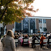 Globe/Roger Nomer<br /> On Friday, Missouri Southern held a campus rededication ceremony to mark 50 years at Mission Hill.