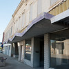 This storefront in downtown Baxter Springs is the site for planned loft and studio space.<br /> Globe | Roger Nomer