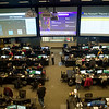 The operations center at CFI's Joplin location helps navigate drivers to jobs across the country.<br /> Globe | Roger Nomer
