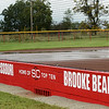 A revamped Liberal High School softball field, courtesy of ESPN, acknowledges softball player Brooke Bearden as a Sportscenter Top 10. Bearden was acknowledged for her courage after suffering a stroke.<br /> Globe | Laurie Sisk