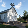 The historic Chapman School sits on the grounds of Jolly Mill Park near Pierce City.<br /> Globe | Laurie Sisk