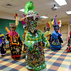 The Chinelos Morelenses dancers, of Springdale, Ark. entertain visitors with their colorful dress and lively music during Hispanic Heritage Day on Saturday at George Washington Carver National Monument. The event also featured arts and crafts, food and more.<br /> Globe | Laurie Sisk