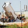 Construction work continues Thursday morning, Sept. 12, 2013, on the new Empire District Electric Company site at the Crossroads Industrial Park.<br /> Globe | T. Rob Brown