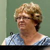 Todd Greathouse's sister, Peggy Richardson, testifies on Tuesday for the prosecution during Greathouse's trial for the 2016 murder of Willanna Dunn.<br /> Globe | Laurie Sisk