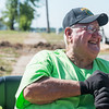Globe/Roger Nomer<br /> Ron King talks about receiving his home from Habitat for Humanity during an interview on Monday.