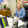 "Miller High School secretary Penny Johnson, a 22-year veteran of the district , said she doesn't think she ""could ever go back"" to a five-day work week. She added that many staff at the school schedule doctors appointments during their day off on Monday and it appears more employees have taken less sick days because of that.<br /> Globe 