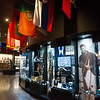 An exhibit pays tribute to the International Game Fish Association's Fishing Hall of Fame on Tuesday at the Wonders of Wildlife National Museum and Aquarium.