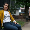 Cynthia Torres, Missouri Southern senior, is president of The Friendly Immigrant.<br /> Globe | Roger Nomer