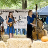 """Members of the bluegrass band """"That Dalton Gang"""" perform for the crowd on Saturday at the Carl Junction Bluegrass Festival on Saturday in Carl Junction.<br /> Globe 