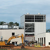 The Momentary is currently under construction at the former Kraft Foods plant in Bentonville.<br /> Globe | Roger Nomer