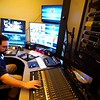 BEN GARVER — THE BERKSHIRE EAGLE<br /> Jeffrey Vecellio of PCTV prepares to broadcast the City Council meeting Tuesday night, November 27, 2018. New FCC regulations could allow cable providers the ability to deduct service costs from public access TV, such as channel costs and transmission fees.