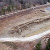 BEN GARVER — THE BERKSHIRE EAGLE<br /> Fulcrum Enterprises, LLC, will potentially use this parcel of industrial property off  Van Deusenville Rd, for greenhouse cannabis growing,  Great Barrington,Tuesday, January 14, 2020.