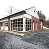 BEN GARVER — THE BERKSHIRE EAGLE<br /> A major environmental cleanup of the former Stockbridge Motors site has been completed at no cost to the town. Tuesday, January 14, 2020.