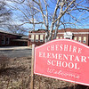 GILLIAN JONES — THE BERKSHIRE EAGLE<br /> Cheshire is about to sign a lease agreement regarding the former elementary school.  Reuse of the school has been a question since it closed two years ago