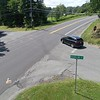 BEN GARVER — THE BERKSHIRE EAGLE<br /> The Intersection of Route 41 and Dublin road in Richmond is the scene of two recent fatal car accidents due to the difficulty of seeing oncoming traffic on Route 41 from Dublin road, Thursday, August 15, 2019.