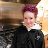 """BEN GARVER — THE BERKSHIRE EAGLE<br /> Montessori School of the Berkshires seventh grader Cecelia Clary will appear as a contender in Tuesday night's episode of """"Chopped Junior,"""" a Food Network reality competition show featuring young chefs. Monday, November 18, 2019."""
