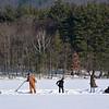 Windsor Lake ice