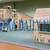 The indoor playground area at the new Tender Care Medical Services will be opening in Palatka gives the children places to play while teaching them skills they'll need in the future. Fran Ruchalski/Palatka Daily News