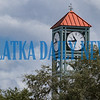 If you haven't been to downtown Palatka in a while, you may not know the Clock Tower is back, and it now has a working clock. It's no longer only right twice a day. Fran Ruchalski/Palatka Daily News