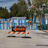 St. Johns Avenue has been closed from 8th to 10th Streets for the 9th Street construction and traffic is being detoured around the area. Fran Ruchalski/Palatka Daily News