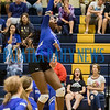 Interlachen's Reva Godbolt (7) slams a shot over the net in the first set of their match against Palatka. Fran Ruchalski/Palatka Daily News
