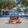 Due to the closure of St. Johns Avenue for the 9th Street construction, businesses are feeling the effects of the stoppage of traffic on their bottom lines. Fran Ruchalski/Palatka Daily News