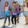 Students walk through the halls holding hands on their first day of school at Interlachen Elementary School on Monday morning. Fran Ruchalski/Palatka Daily News