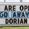 The sign outside Corky Bell's voices what most residents of the area are thinking. Fran Ruchalski/Palatka Daily News