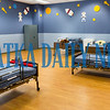 A view of one of the patient rooms in the new Tender Care Medical Services which will be opening in Palatka in early July, providing day care for special needs children. Fran Ruchalski/Palatka Daily News