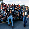 The boys who go out and play under the Friday Night Lights were stars of the parade. Fran Ruchalski/Palatka Daily News