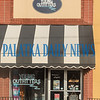 Young Outfitters remains closed Tuesday morning with sandbags protecting the store from any rising water. Fran Ruchalski/Palatka Daily News