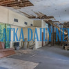 The lobby of the Hotel James awaits restoration as plans yet to be drawn up to make the best use of the building's space. Fran Ruchalski/Palatka Daily News