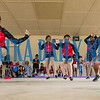 Heart & Soul Youth Fine Arts Club perform dance routines for the crowd at the PAL Back To School Bash on Tuesday night. Fran Ruchalski/Palatka Daily News