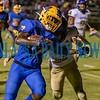 Panthers Delton Nealy (7) tries to get past Menendez Colby Jorgensen (22) in the second half of their game on Friday night. Fran Ruchalski/Palatka Daily News