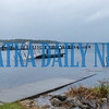 The city docks along River Street in Palatka were submerged in the St. Johns River in the wake of Hurricane Dorian early Wednesday morning. Fran Ruchalski/Palatka Daily News