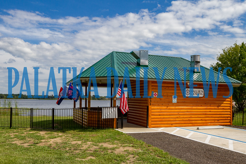 Hallie's Landing is open for business on Vernon Rd  in Crescent City on Lake Stella and serving up hamburgers, hot dogs, mac and cheese, and soft serve ice cream. Fran Ruchalski/Palatka Daily News