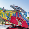 The amusement rides kept the kids spinning at the Blue Crab Festival. Fran Ruchalski/Palatka Daily News