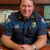 Crescent City Police Chief Mark Carman has been on the job for a couple of months now and he's enjoying his position. Fran Ruchalski/Palatka Daily News