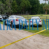 Putnam County Sheriff's Office deputies were summoned to a residence on Floradandy Road in Hawthorne for a man barricaded with weapons in the home. Fran Ruchalski/Palatka Daily News